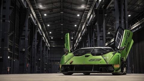 Lamborghini Essenza SCV12debutta su Asphalt 9