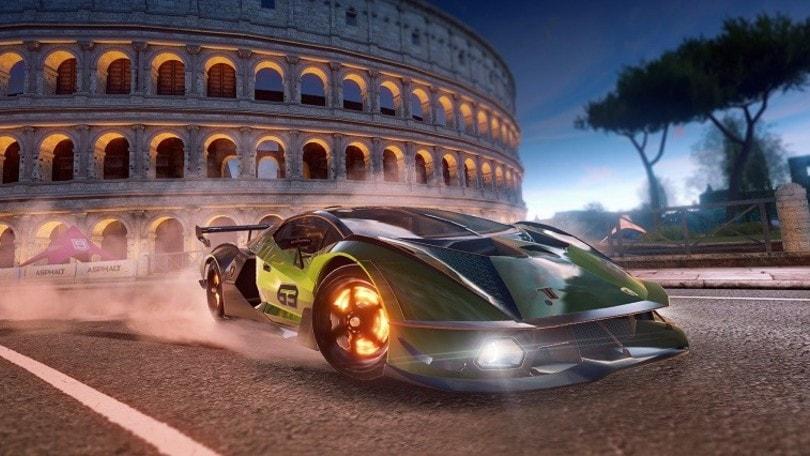 Lamborghini, Essenza SCV12 protagonista su Asphalt 9