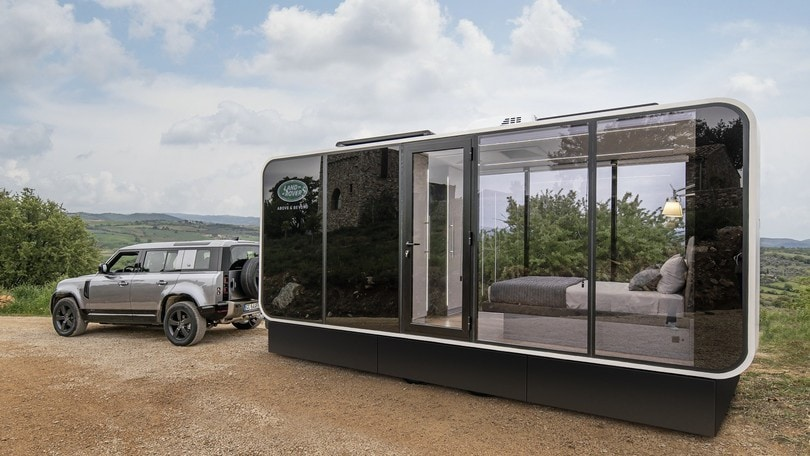 Land Rover Defender Eco Home