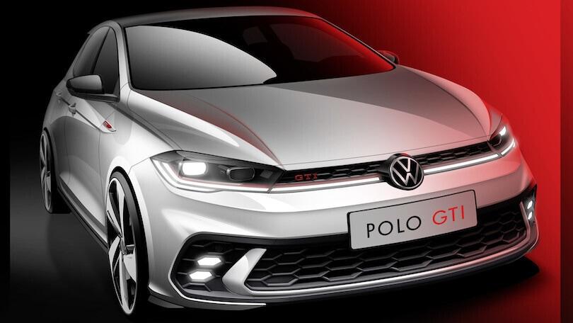 Volkswagen Polo GTI 2021, così cambia il restyling