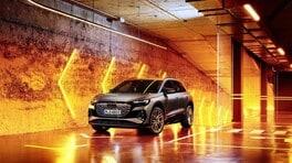 Audi Q4 50 e-tron quattro, l'integrale elettrica senza incentivi