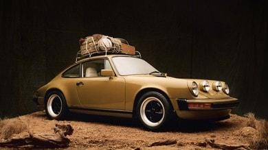 Porsche 911 SC, unica la lettura mediterranea di Santis