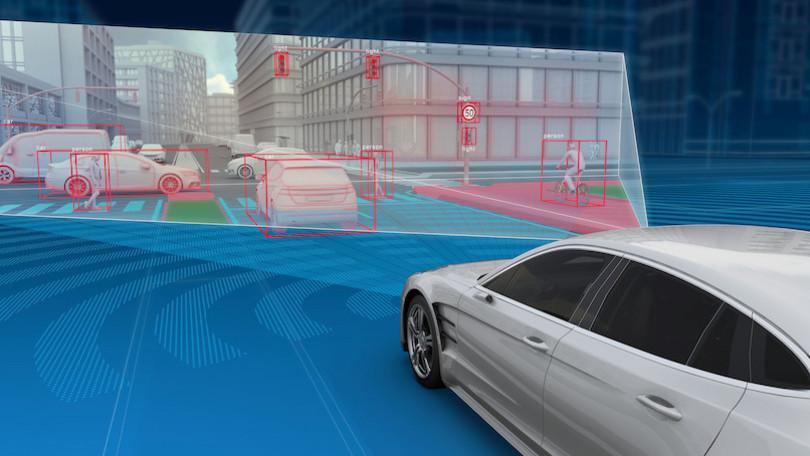 Adas e guida autonoma, ZF verso i sensori 4D