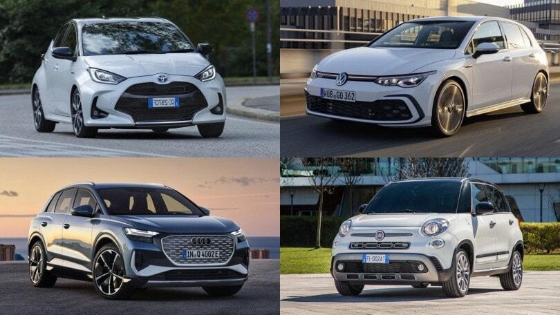 Top 10: i marchi auto più venduti in Europa ad aprile 2021