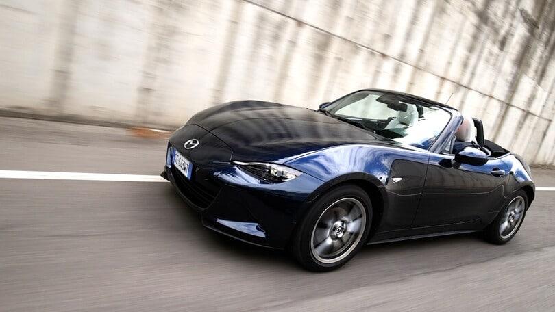Mazda MX-5. la prova della 1.5