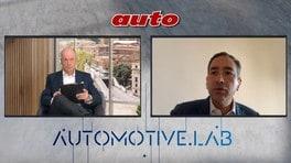 AutomotiveLab 2021: Gregoire Chovè, managing director Europe di Arval