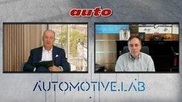 Mauro Caruccio, CEO di Toyota Italia, ad AutomotiveLab 2021