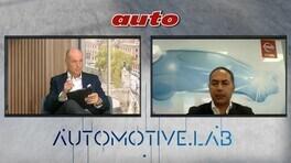 Marco Toro, a.d Nissan Italia ad Automotive Lab