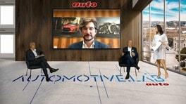 Luigi Lucà, AD Toyota Italia ad AutomotiveLab 2021