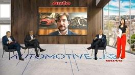 Luigi Lucà, AD Toyota Italia, ad AutomotiveLab 2021