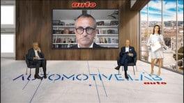 Daniele Maver (pres e ad Jaguar Land Rover Italia), ad AutomotiveLab