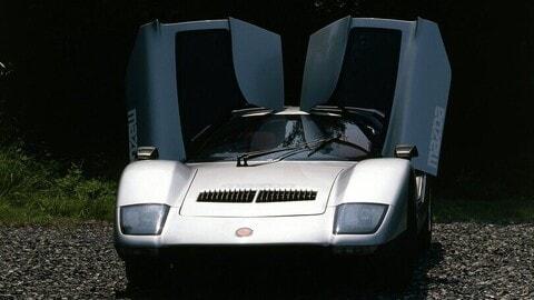 Mazda RX500, lo storico prototipo