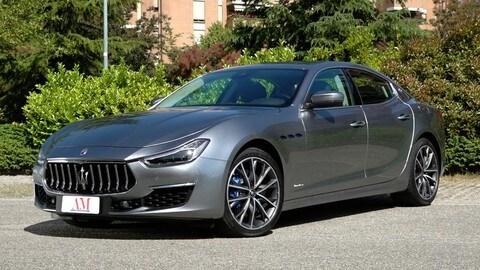Maserati Ghibli Hybrid, la prova