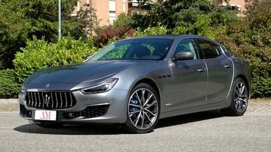 """Maserati Ghibli Hybrid, """"Gran Lusso"""" elettrificato alla prova"""