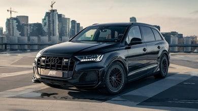 Audi SQ7: seducente e aggressiva col tuning ABT Sportlines