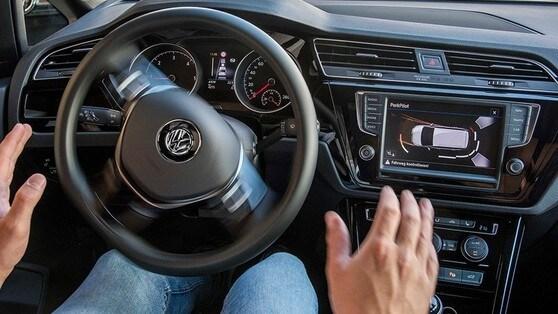 Driverless on demand, guida autonoma in abbonamento secondo Volkswagen