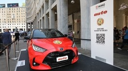 Milano Monza Motor Show, la Toyota Yaris Car Of The Year 2021