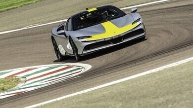 Ferrari SF90 Stradale Assetto Fiorano, 1.000 cv alla carica