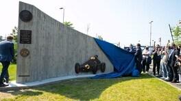Un monumento per Alberto Ascari