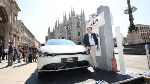 Kia EV6 al Milano Monza Motor Show