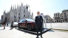 BMW iX al Milano Monza Motor Show
