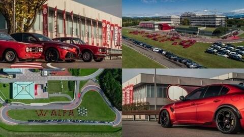 Alfa Romeo: 111 anni di storia si festeggiano ad Arese