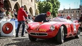 1000 Miglia 2021, tra Fiat e Ferrari ci sarà anche Elkann al volante dell'Alfa Romeo