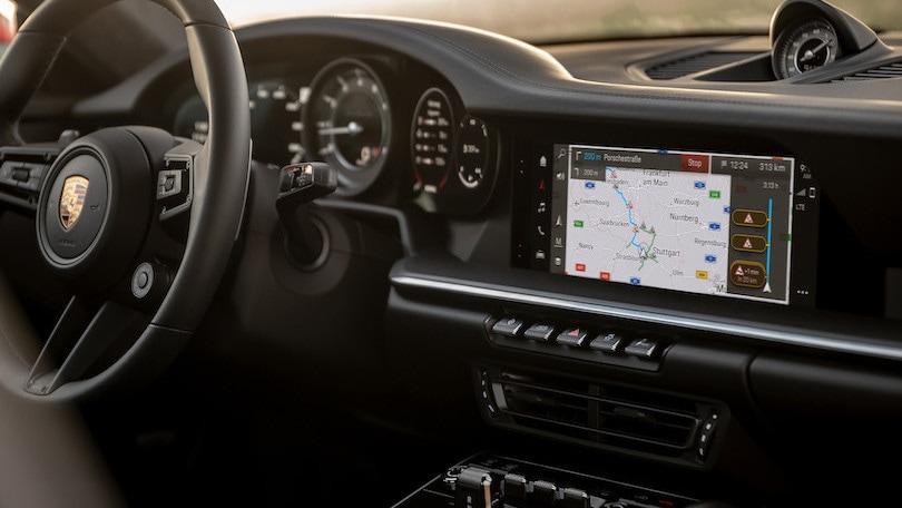 Porsche, novità infotainment da Cayenne alla 911 con PCM 6.0