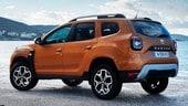 Dacia Duster 2021, restyling in arrivo con nuovi fari