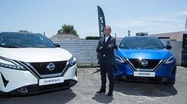 Nuovo Nissan Qashqai, il Suv visto dal vivo