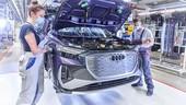 Audi conferma l'addio al motore termico: solo EV dal 2033