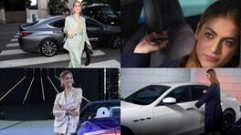 Miriam Leone: bellezza mediterranea tra Maserati e Lexus