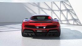 Ferrari 296 GTB, la prima V6 ibrida di Maranello