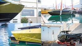 Tecnomar for Lamborghini 63, varato il super-yacht a Marina di Carrara
