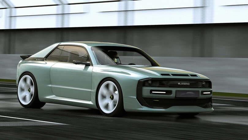 E-Legend EL1, omaggio elettrico ad Audi Sport Quattro S1