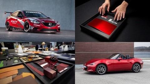 Rosso Mazda: il colore delle emozioni
