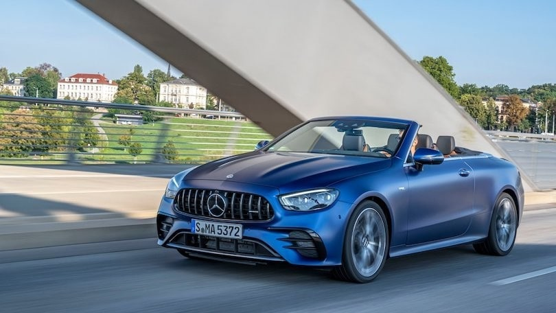 Mercedes CLE, all'orizzonte la soluzione cabrio e coupé