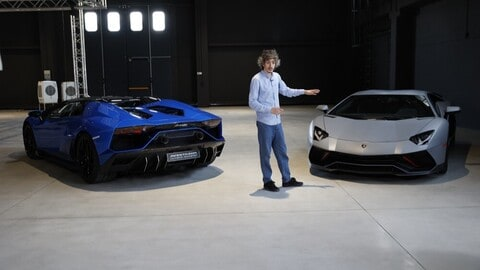 Lamborghini Aventador Ultimae, lunga vita al V12