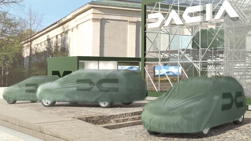 Salone di Monaco 2021, Dacia con l'erede del Lodgy e Renault con Megane elettrica