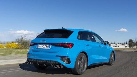 Audi S3, la prova di Auto