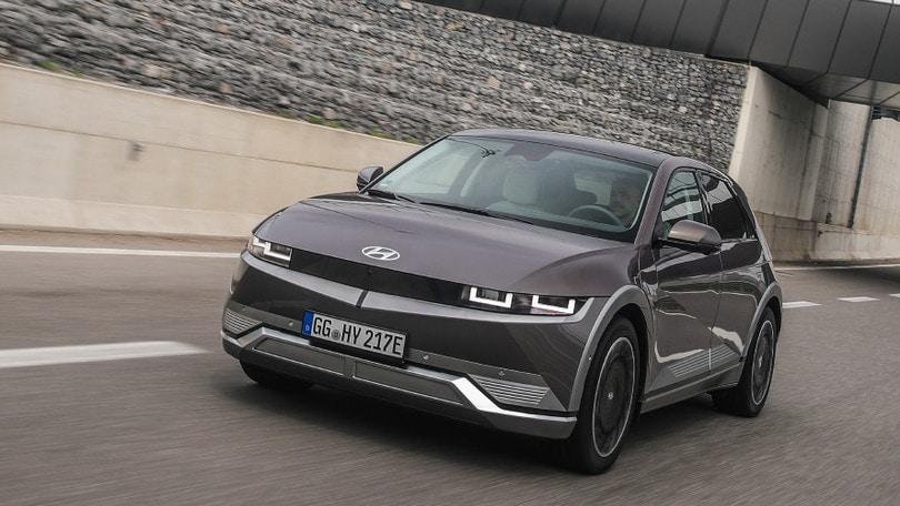 Hyundai Ioniq 5, il crossover che porta nel futuro