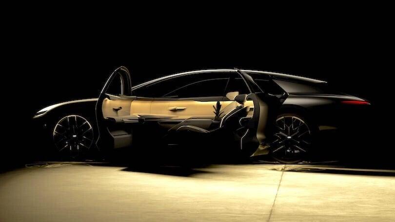 Audi Grand Sphere Concept, verso nuova Audi A8 elettrica
