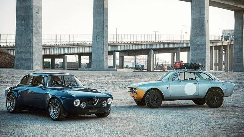 GT Electric Safari, la Giulia GTA a ruote alte di Totem Automobili