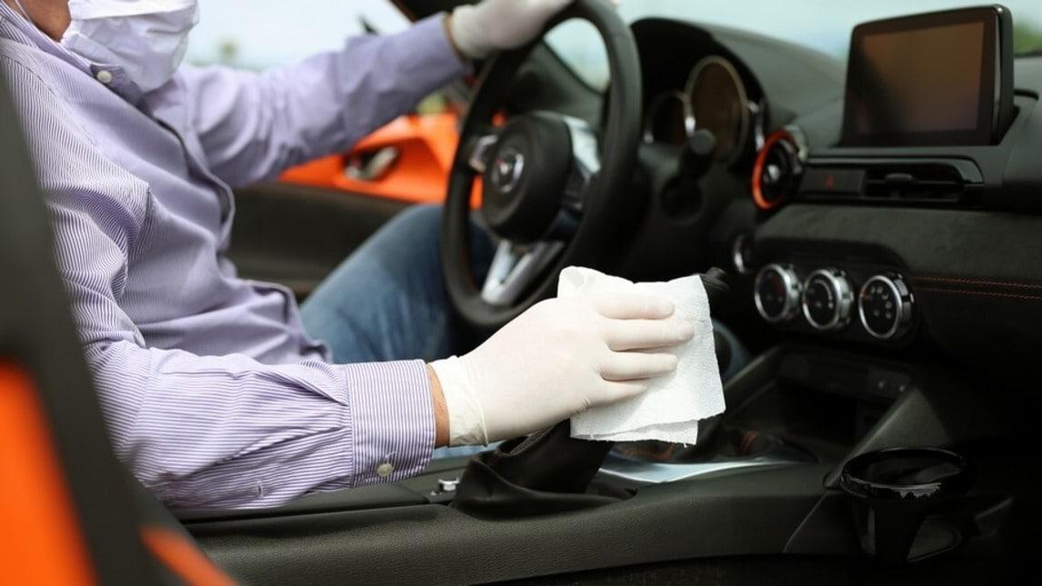 Servizi di sanificazione auto: il boom nel 2020 a causa del Covid