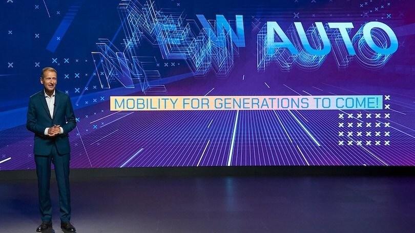 Volkswagen New Auto, un'unica piattaforma per le auto dal 2026