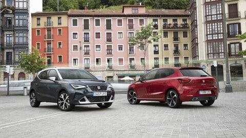 Seat Ibiza e Arona 2021, il test