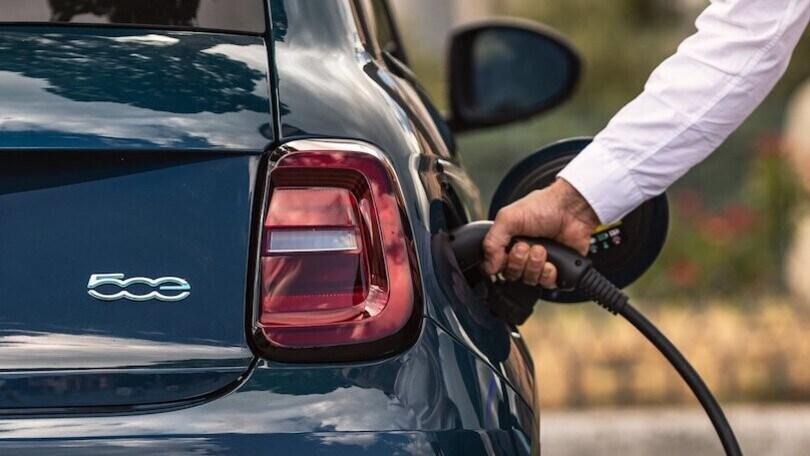 Solo auto elettriche in Europa: è la proposta della UE dal 2035