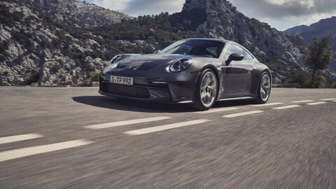 Porsche 911 GT3 Touring, la prova
