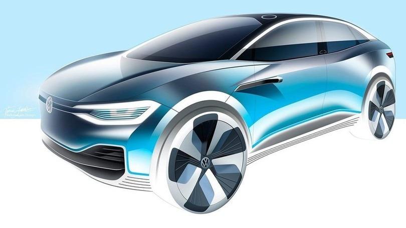 Volkswagen ID.8, il grande Suv elettrico comincerà dagli USA