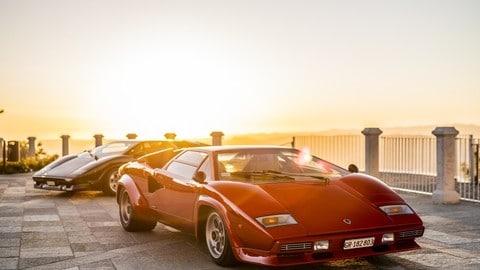 Lamborghini Countach, nascita di un mito